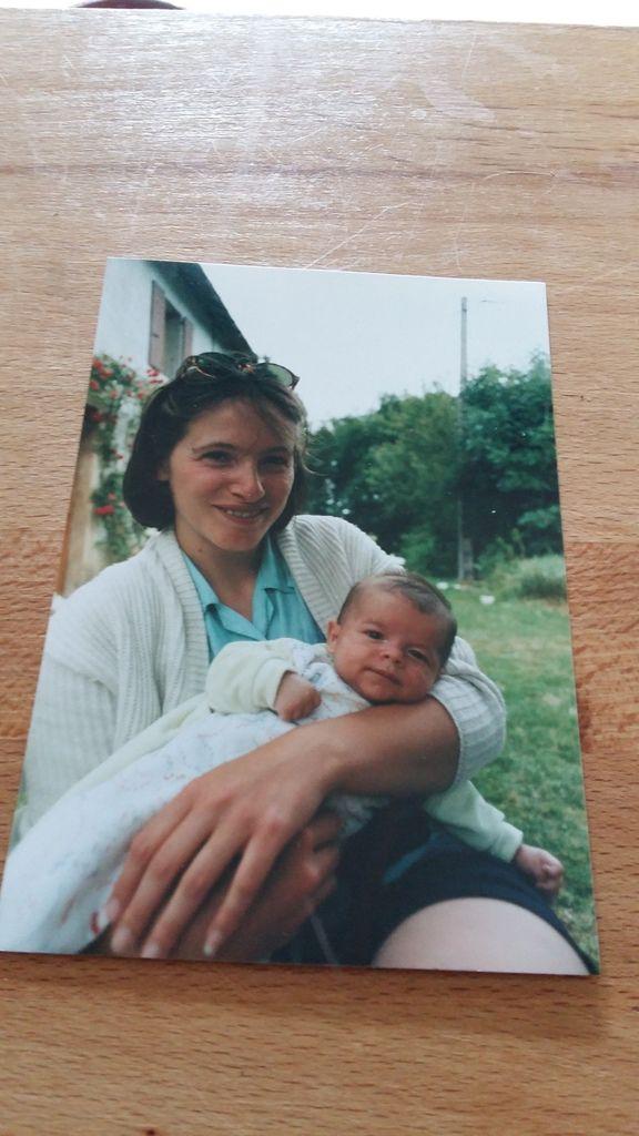 Avec maman cette fois
