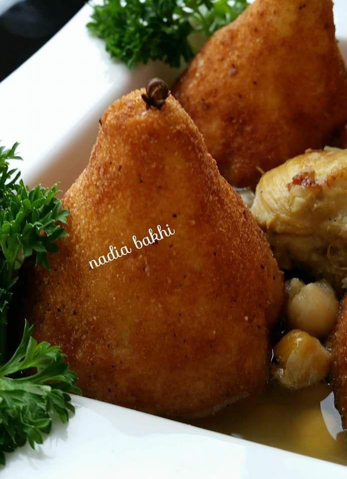 Tajine elkhoukh sou forme de poire