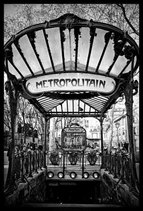 Elle voulait voir Paris