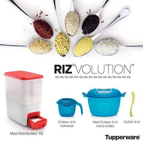 Maxi Cuiseur à riz micro-ondes