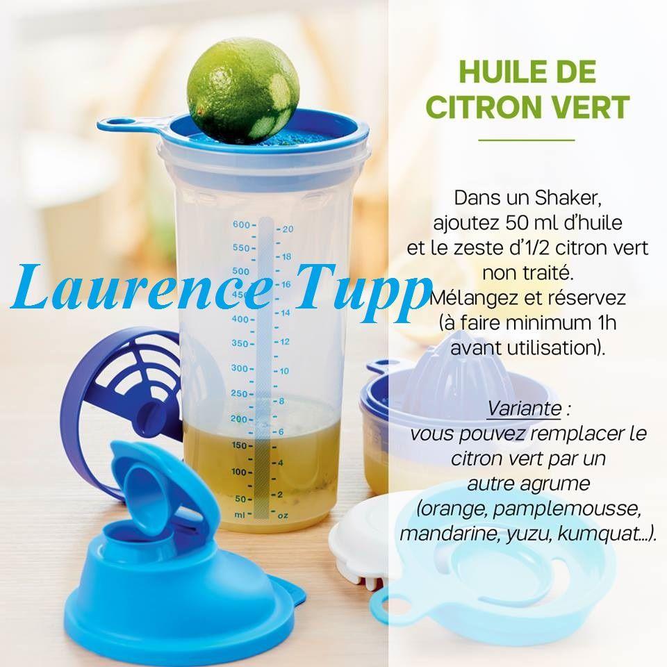 Astuce huile de citron vert