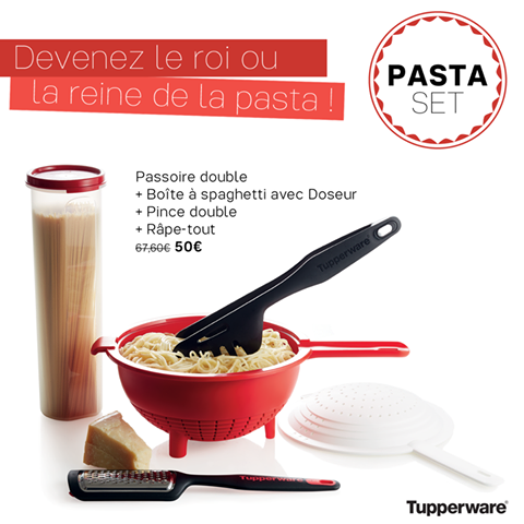 l'ensemble Pasta Set