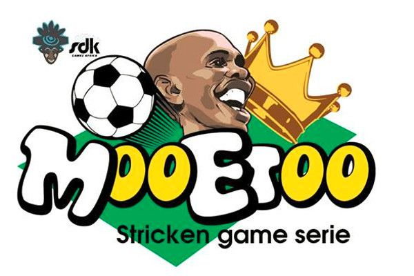 MooEtoo is an adventure in which the Cameroonian footballer must pursue his dream by taking the right decisions and winning the largest number of fans.