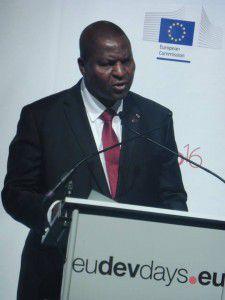 Président F.A. Touadera