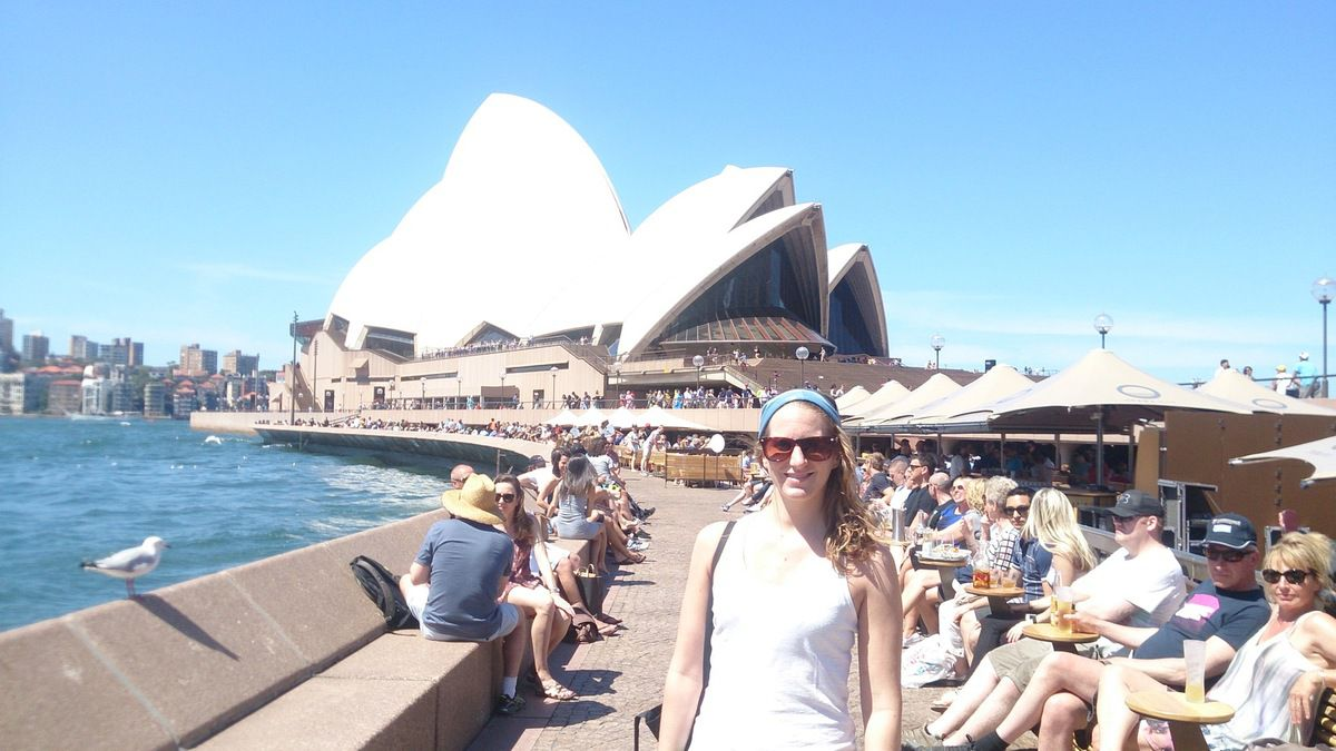 Friends start date in Sydney