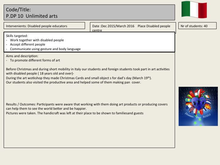 PDP10 Unlimited arts