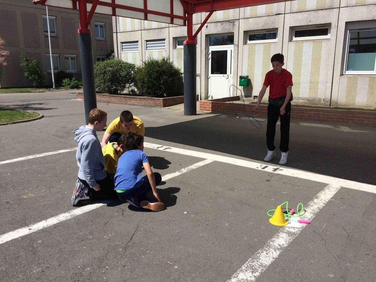 PE1 Study of motor skills
