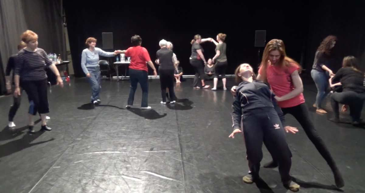 Course Dance in Dunkerque