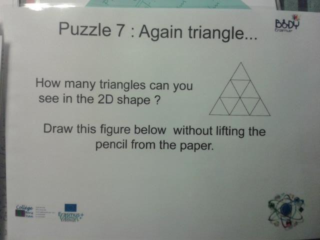COO8 Be smart, be free... Maths logic