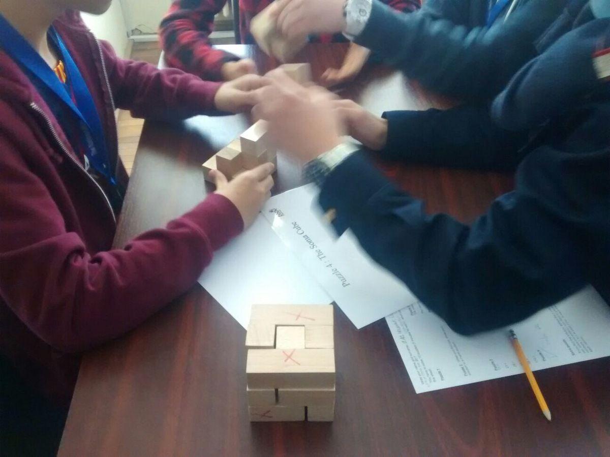 COO8 Maths and logic