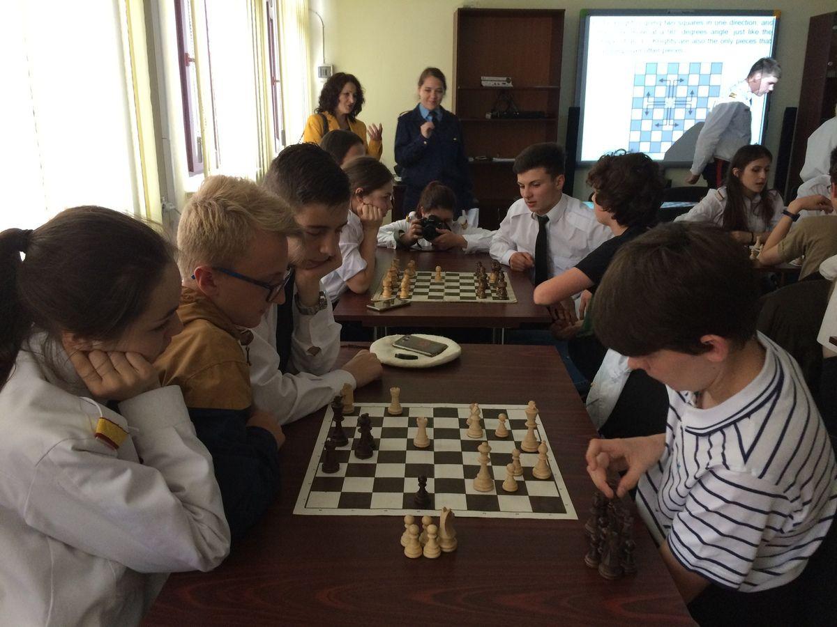 PSA8 Smarter, Healthier, Wiser Chess