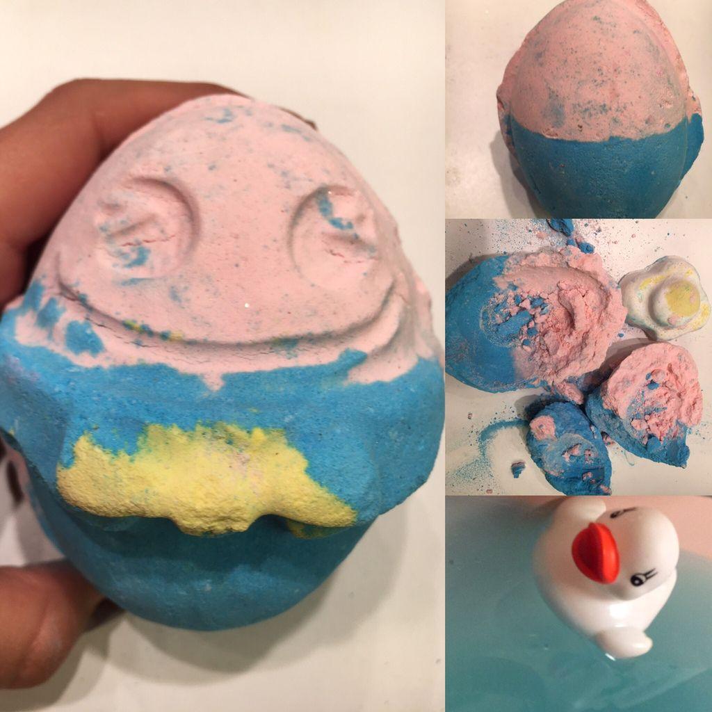 Bombe de bain Lush &quot&#x3B;Humpty Dumpty&quot&#x3B;