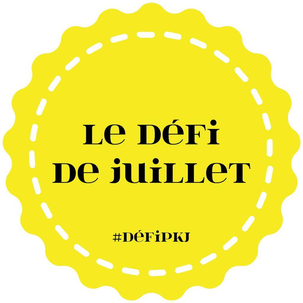 Défi livresque - Juillet 2016 - Pocket Jeunesse