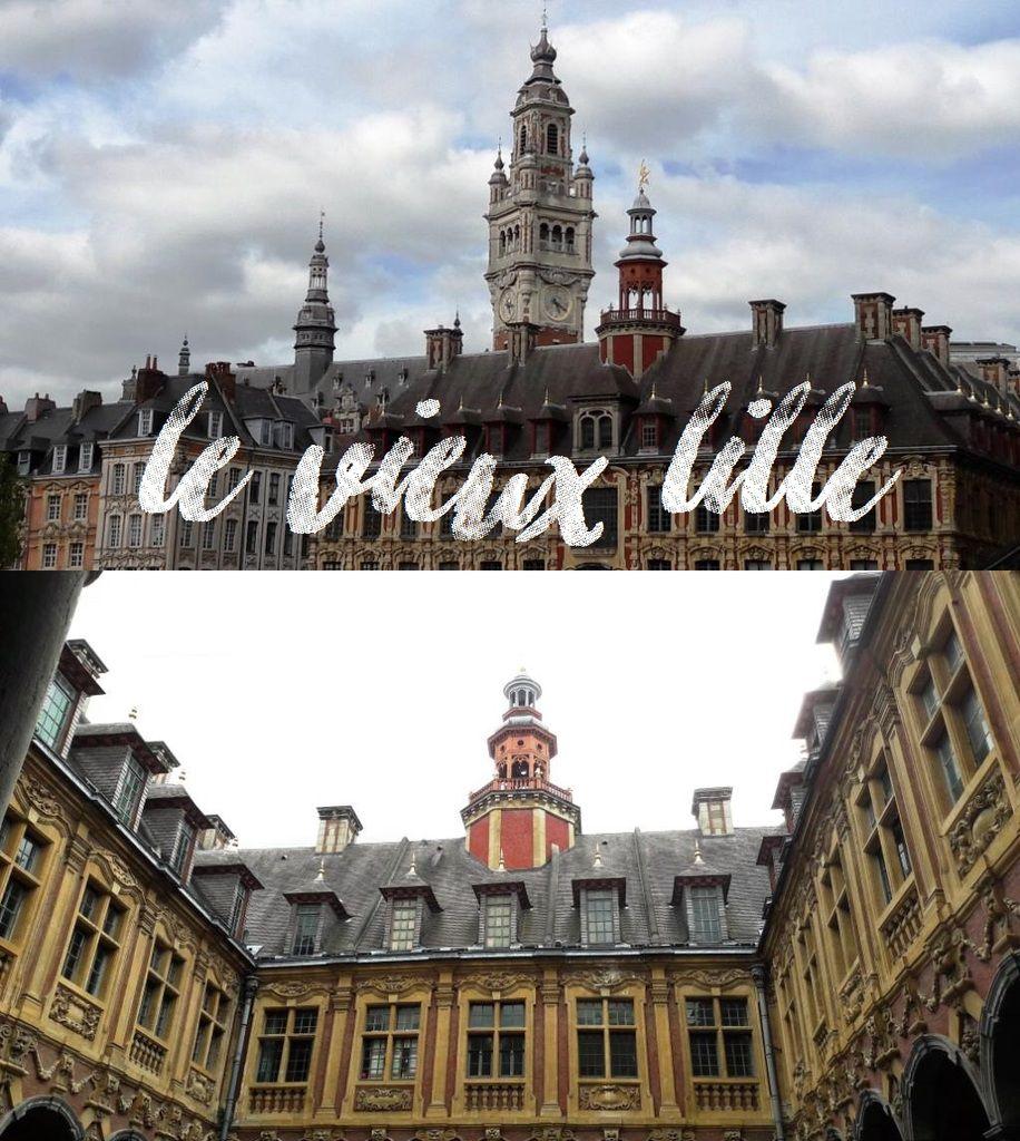♥ Mes Vacances 2016 N°1 : Lille ♥