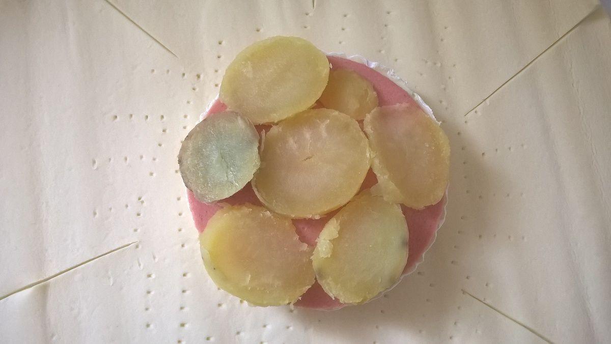 feuilleté au camembert
