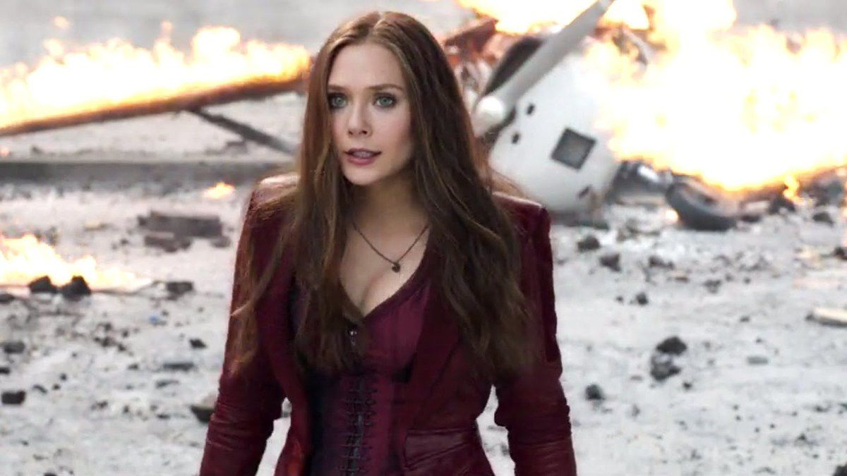 Pas assez d'attention sur Scarlet Witch...