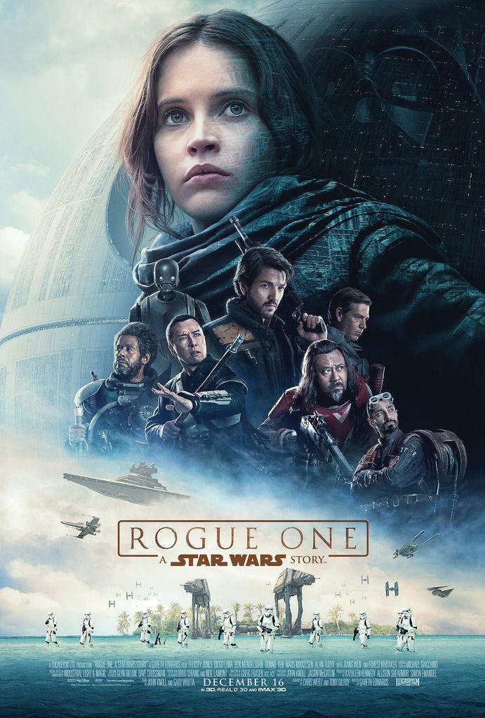 Critique &quot&#x3B;Rogue One - A Star Wars Story&quot&#x3B; de Gareth Edwards