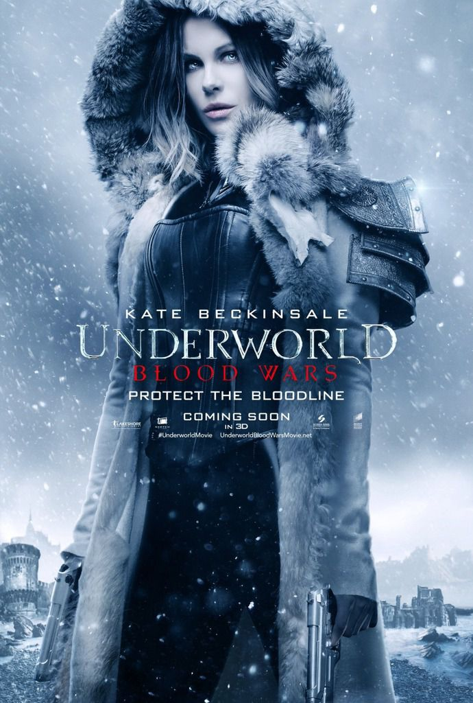 Underworld: Blood War, sorti le 15 janvier en France