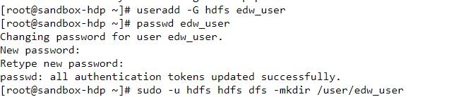 Implémentation Hadoop DataLake