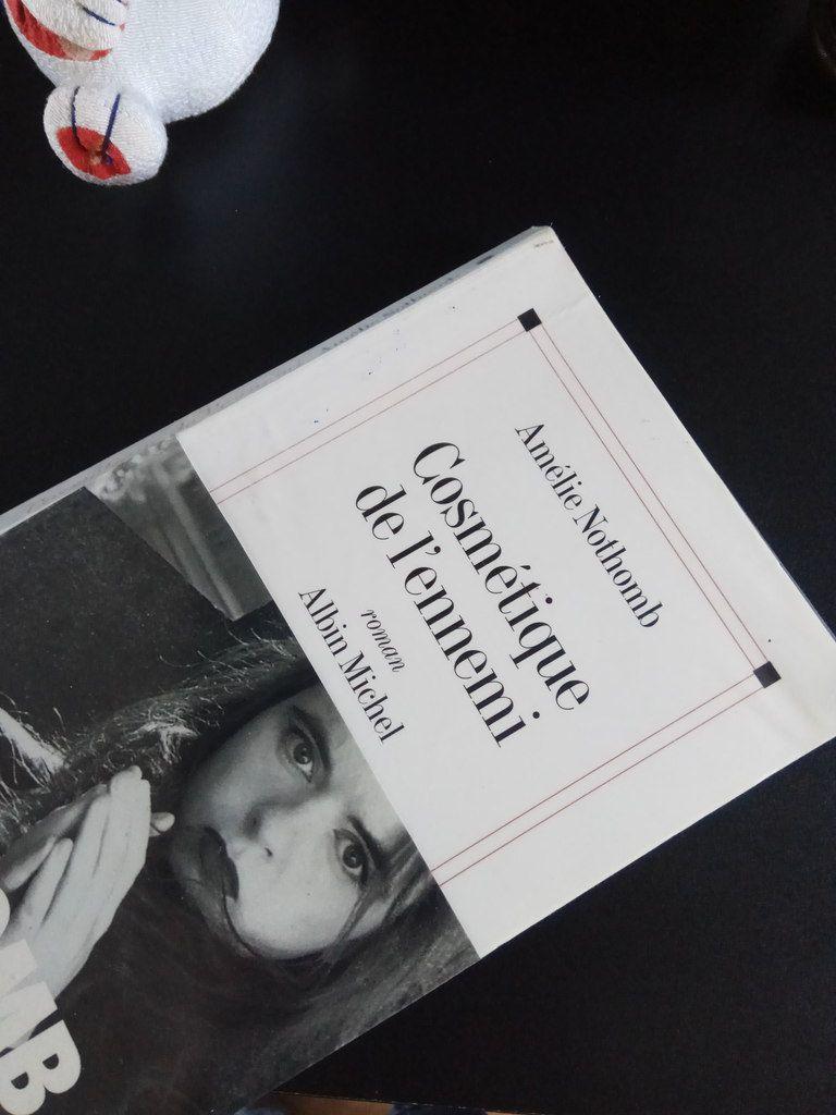 [IL] Cosmétique de l'ennemie d'Amélie Nothomb