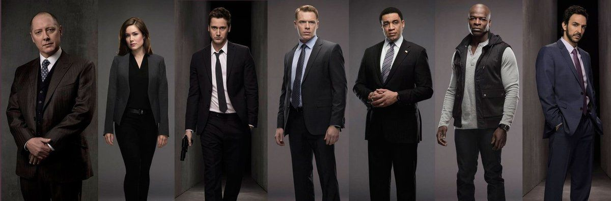 The Blacklist Saison 1