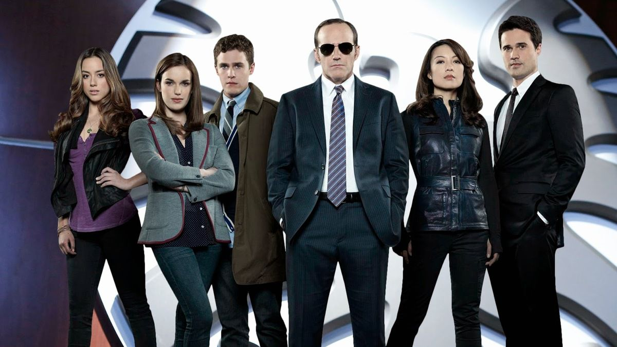 Marvel : Agents of SHIELD Saison 1