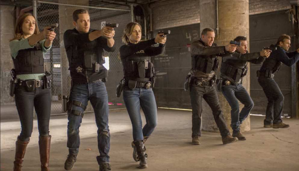 Chicago Police Department Saison 1