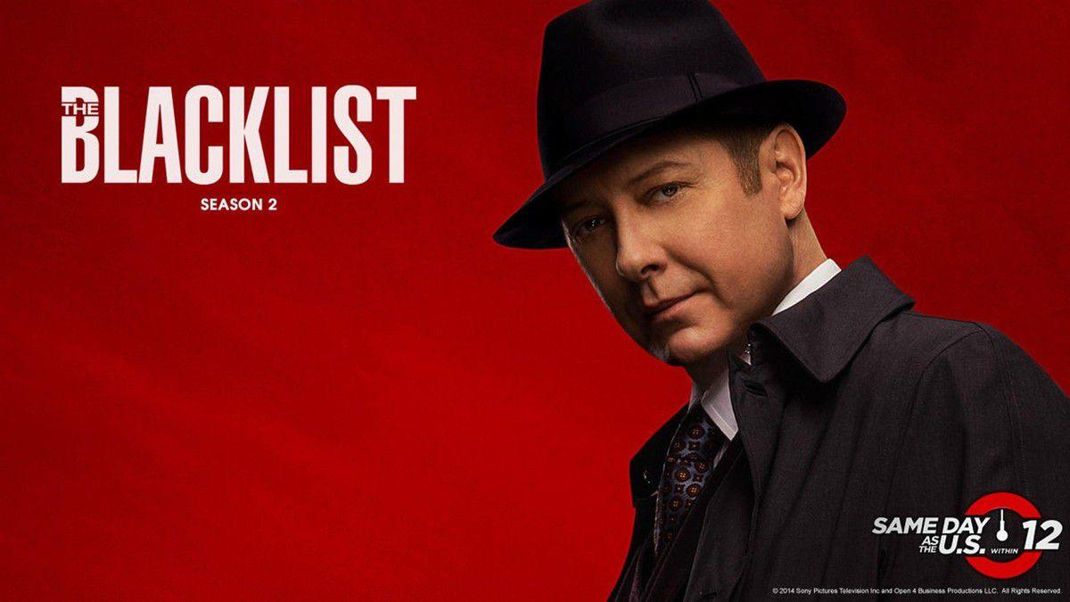 The Blacklist Saison 2