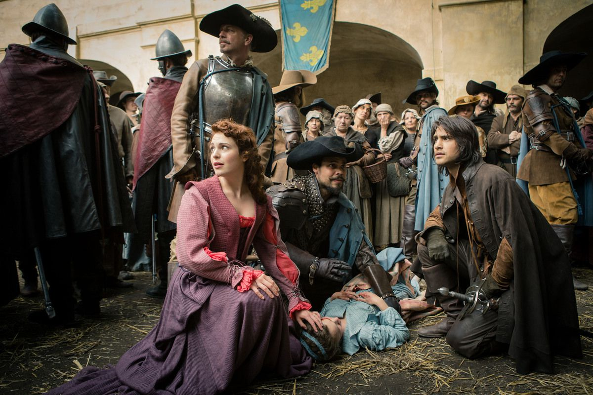 The Musketeers Saison 1