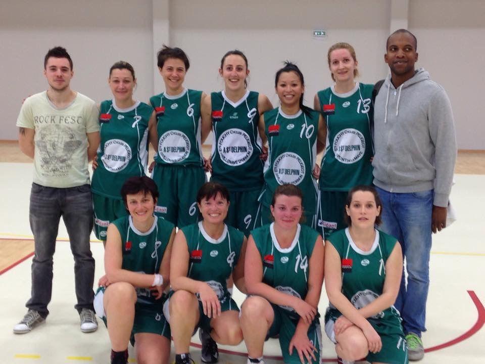 Ma team préférée ... :-)