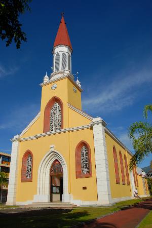 Eglise de Papeete - PK 0