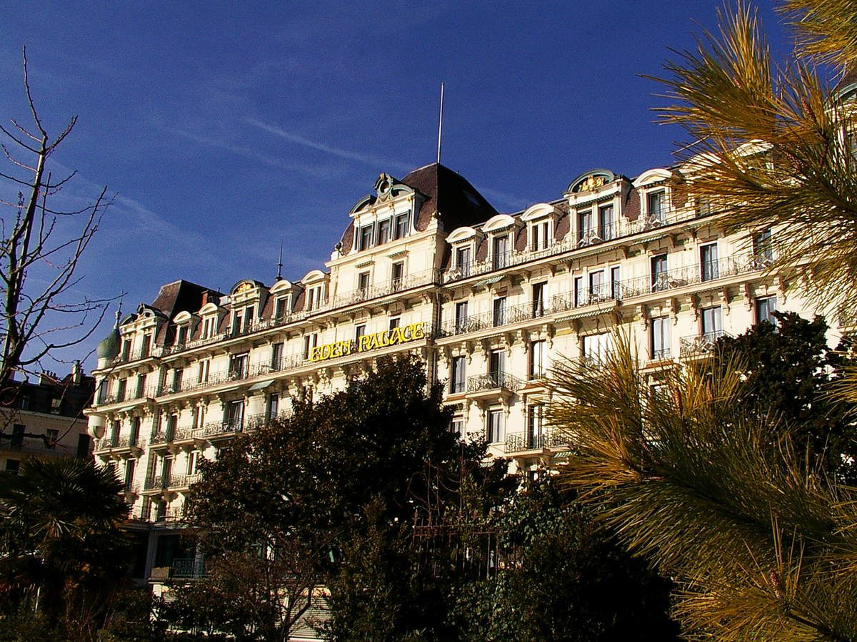 Montreux-Rochers de Naye