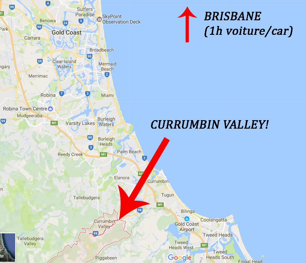 Currumbin Valley&amp&#x3B;co