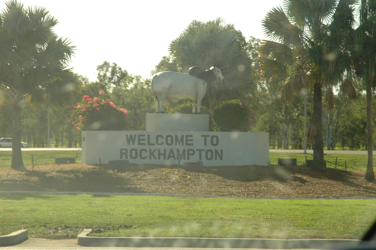 Rockampton, la capitale du boeuf ^^ / Rockampton, the capital of beef