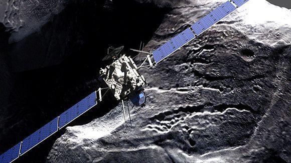 Sonde Rosetta