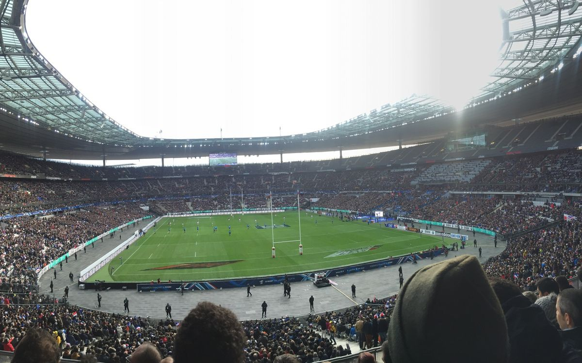 France-Italie 6 nations 2016