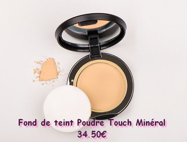 fond de teint poudre compacte touch mineral younique cosmetiques rina. Black Bedroom Furniture Sets. Home Design Ideas