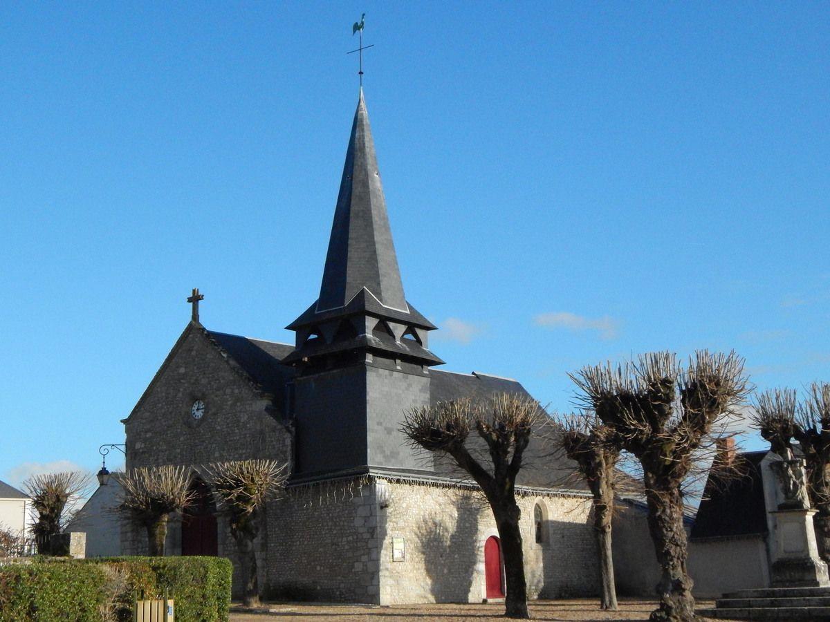 L'église Saint Symphorien