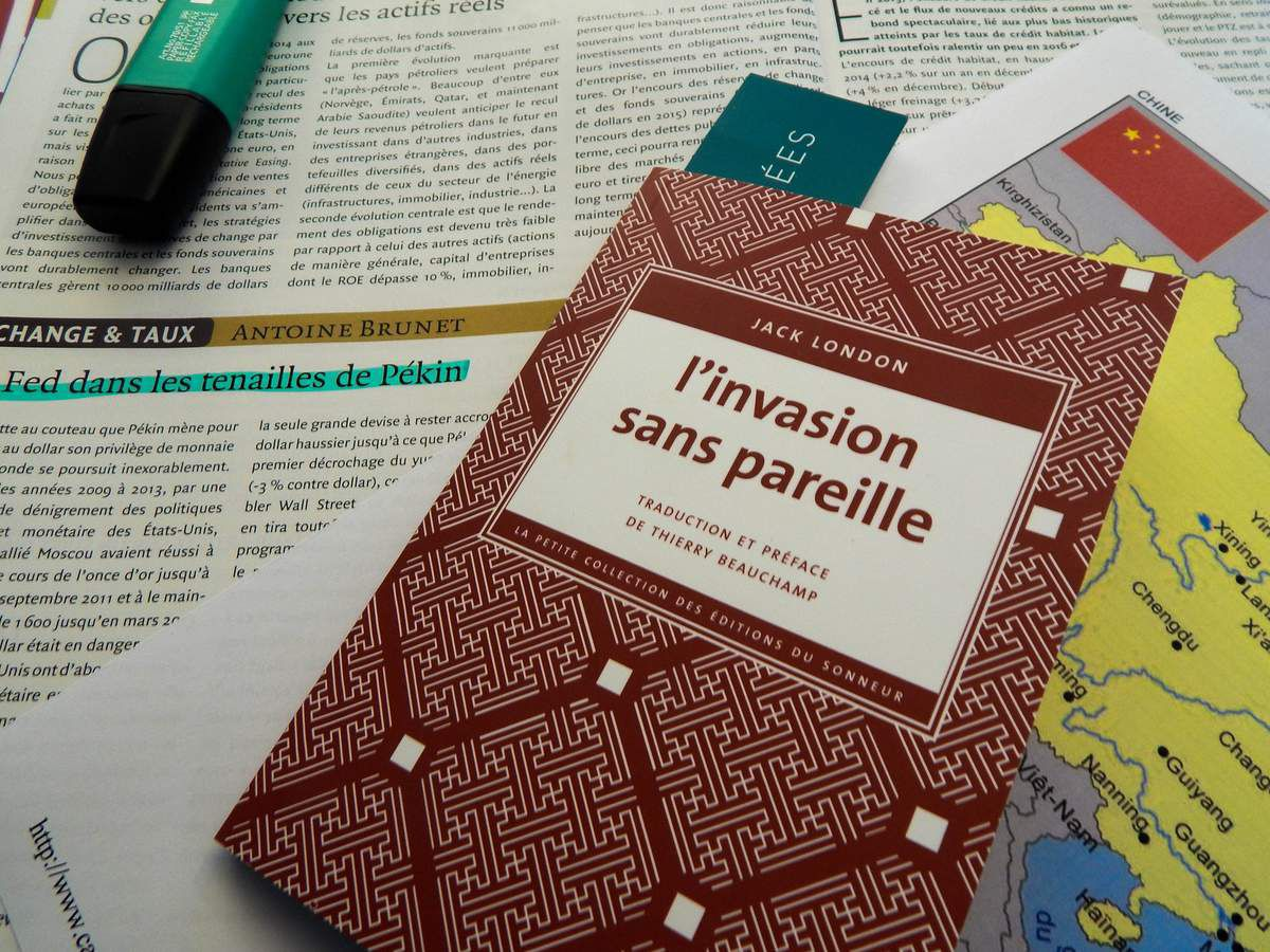 L'invasion sans pareille – Jack London