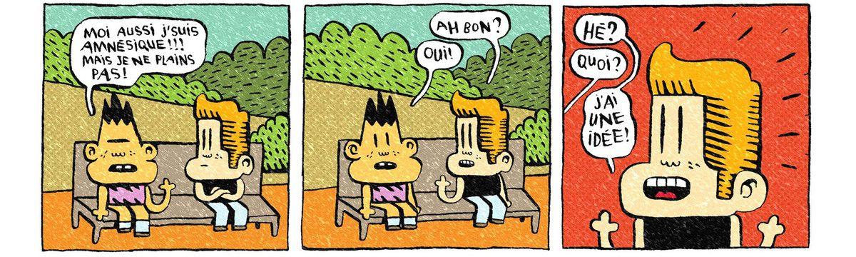 bill et bobby ... une aventure peut-être...