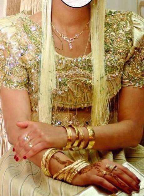 Différents modèles de Blouza El Mensouj