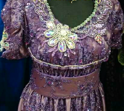 Blouza violettes���