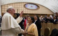 Femmes et diaconat : les propos du pape François (Verbatim)