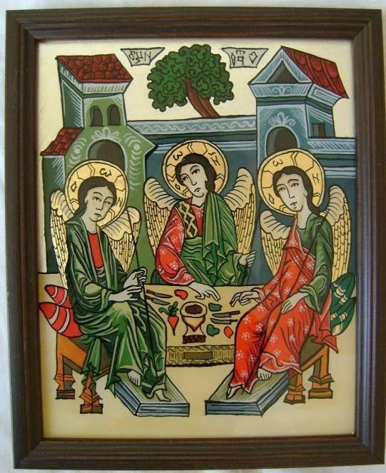 Le Symbole de Saint Athanase (Quicumque).