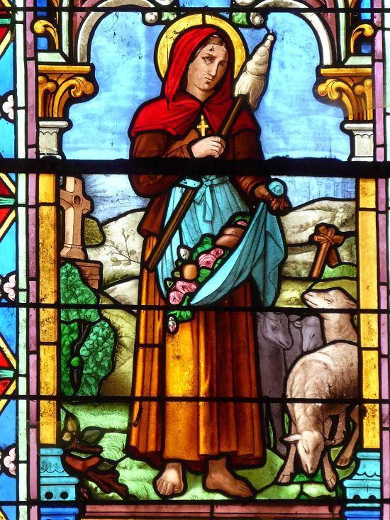 Sainte Germaine Cousin  la maltraitée de Pibrac