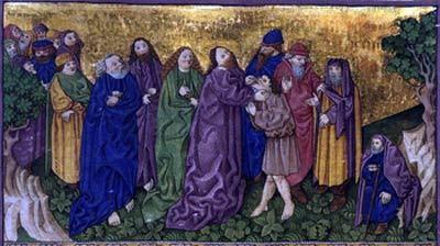 11 dimanche après pentecôte