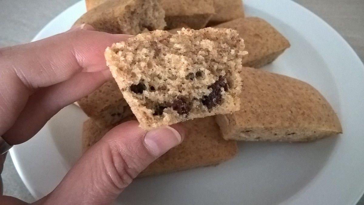 Des mini cakes moelleux prêt en 30 min :)