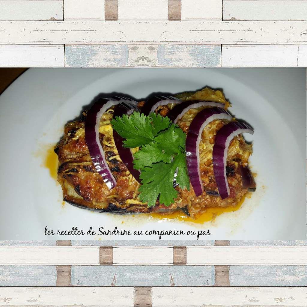 Courgettes farcies et gratinées au thon et à la tomate