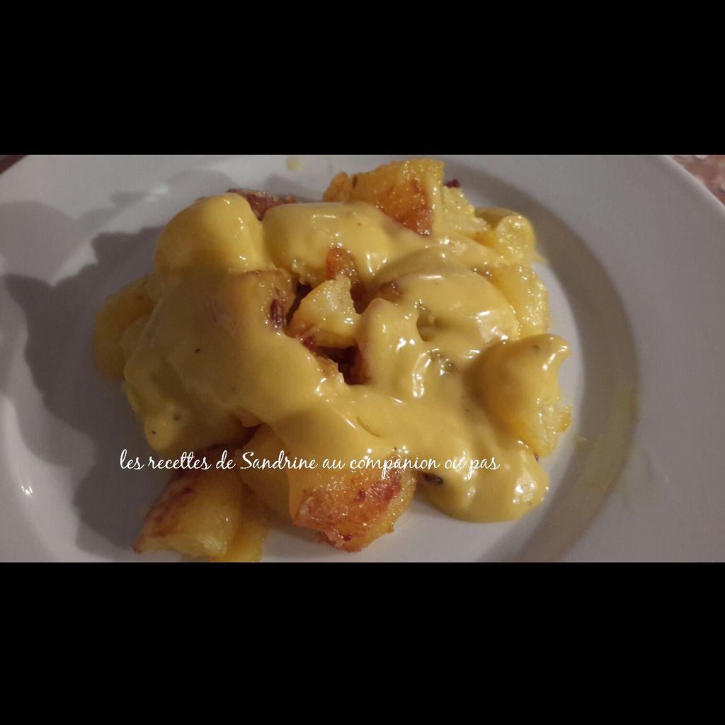 Pommes de terre aïoli