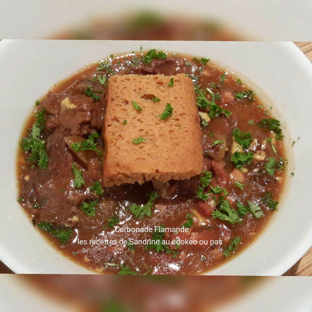 Carbonade flamande au cookeo